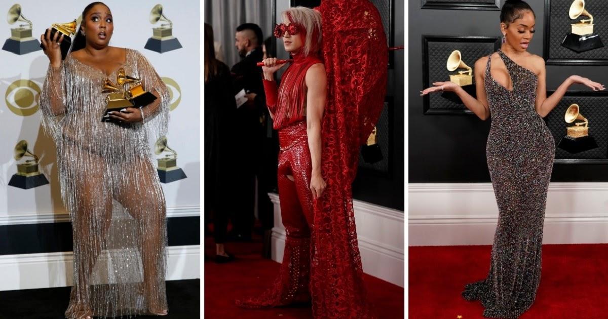 Вырез до пупа: лучшие и худшие наряды премии «Грэмми-2020»