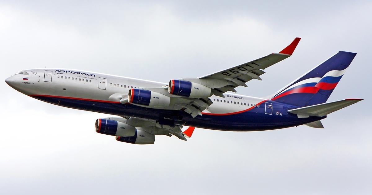 Фото Самолет Путина: почему на Ил-96 летает президент, но не возят пассажиров?