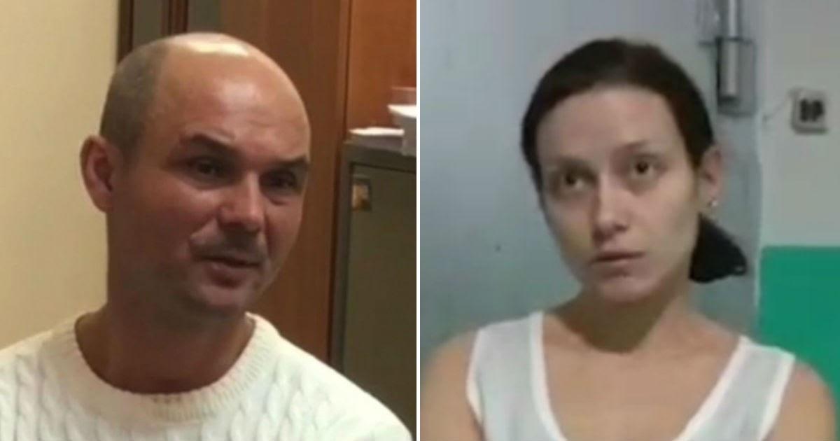 """Фото Отец, оставивший детей в Шереметьево, покаялся перед ними: """"Я проявил слабость"""""""