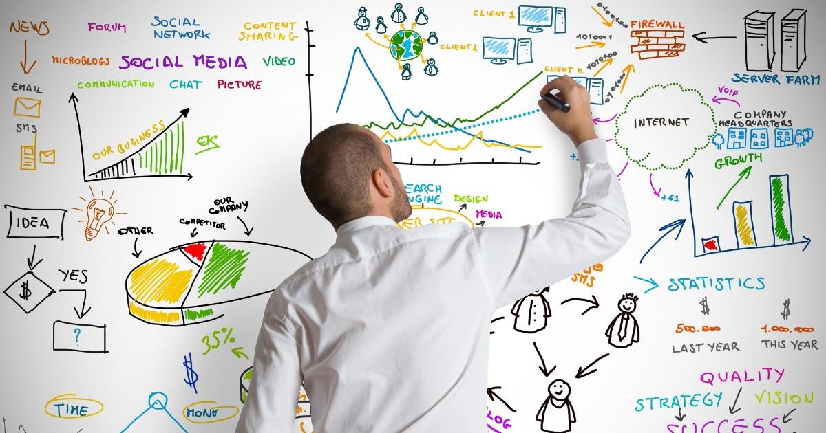 Фото Маркетолог - кто это? Чем занимается маркетолог?