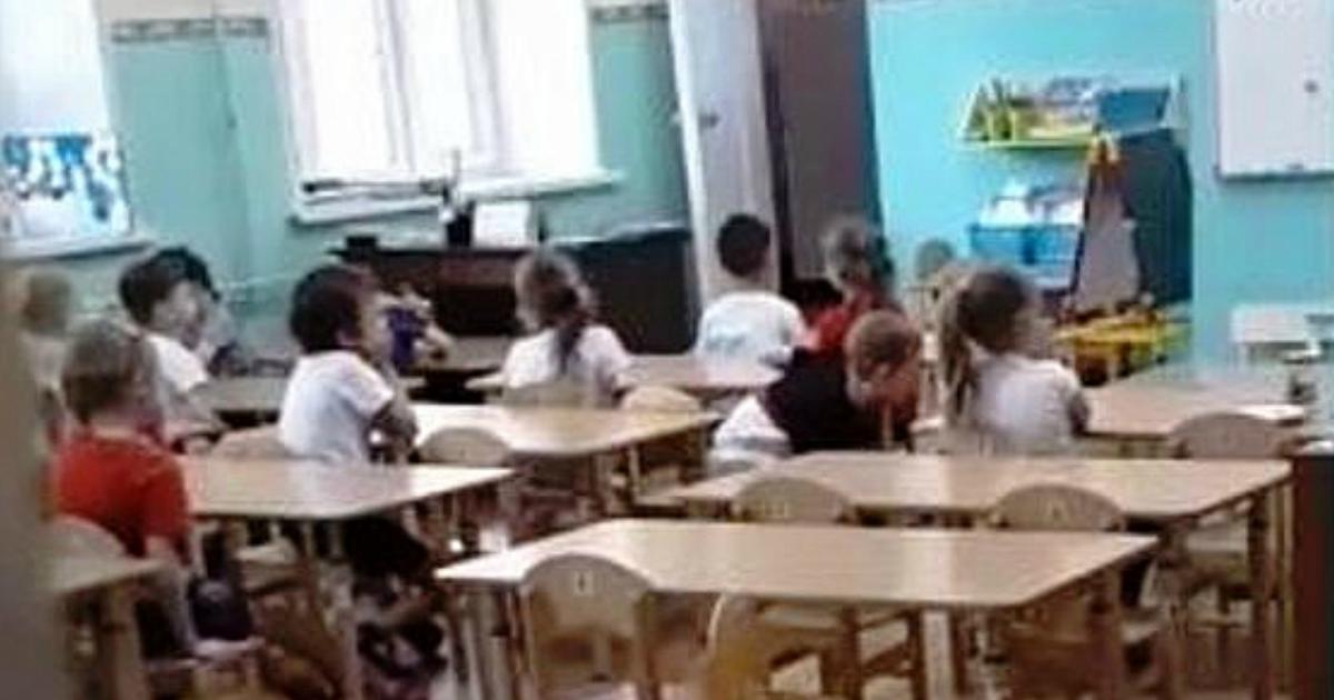 Воспитательница детсада Костромы повысила голос на детей и попалась на видео
