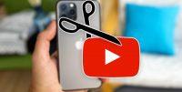 Как скачать фрагмент ролика с YouTube на iPhone