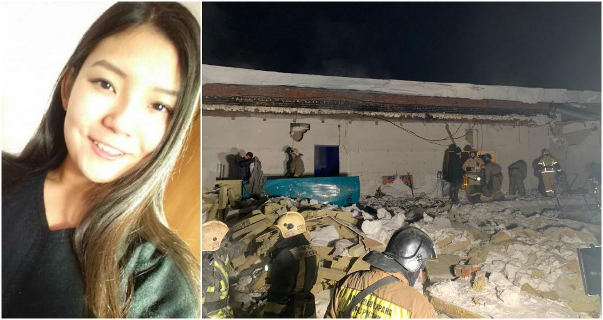 Во время вечеринки обрушилась крыша кафе в Новосибирске