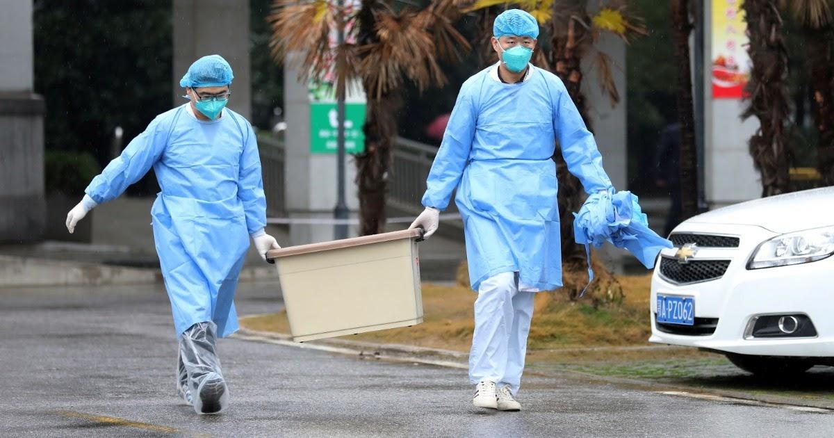 Врачи впервые опубликовали снимки легких, пораженных коронавирусом
