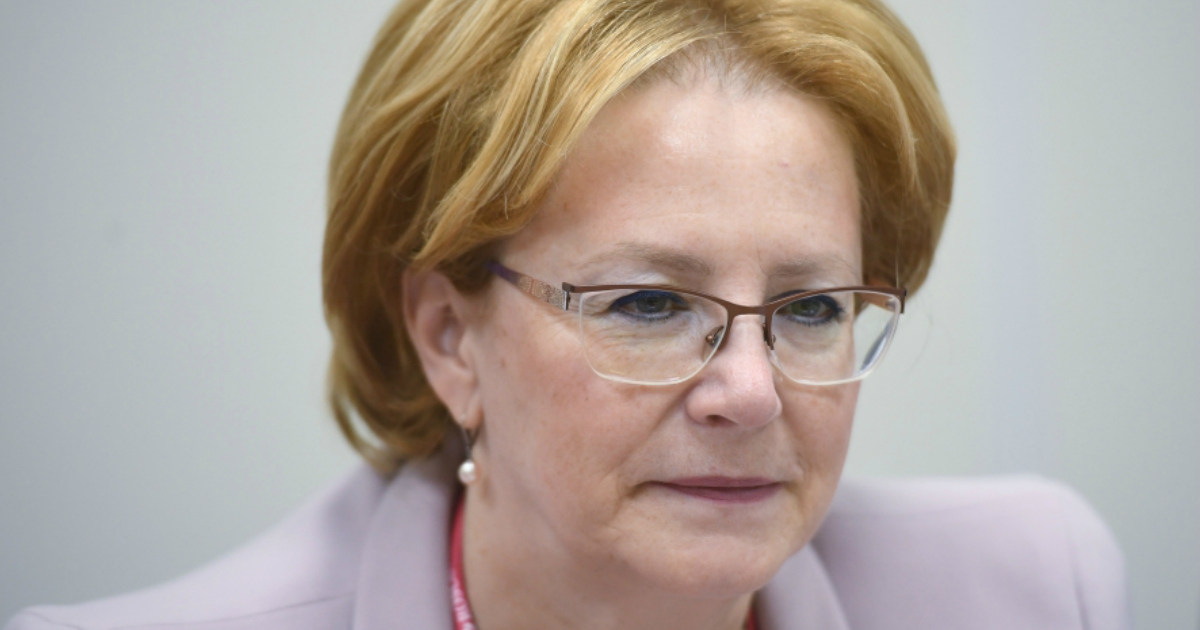 Скворцова назвала свое главное достижение на посту министра здравоохранения