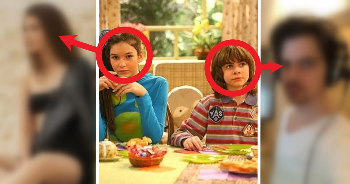 """Фото Как изменились дети-актёры из сериала """"Кто в доме хозяин?"""""""