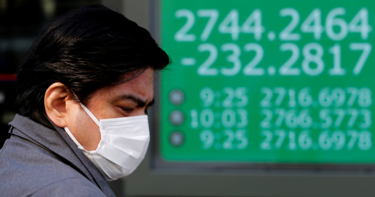 Фото Вирусная паника на финансовых рынках. Что грозит России?