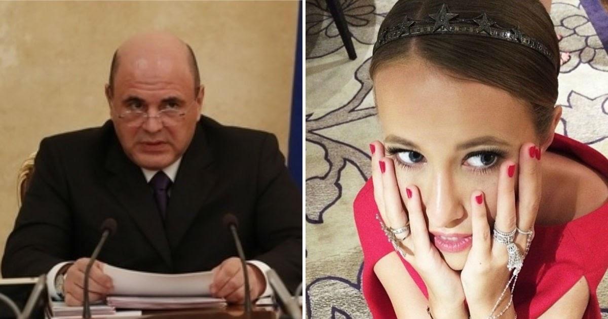 """""""Мишустин, друг мой!"""" Собчак поддела премьера из-за коронавируса"""