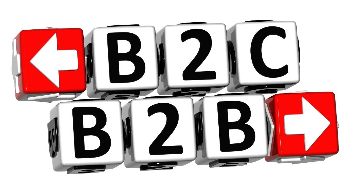 B2B и B2C продажи: что это такое и в чем разница