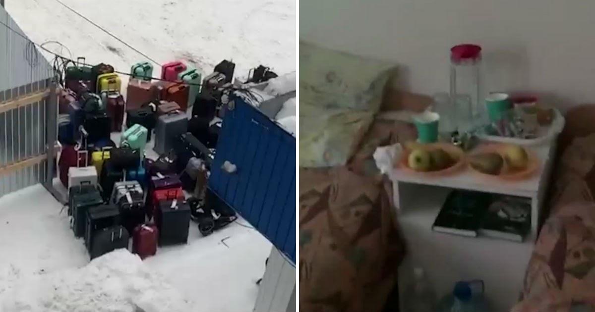 Россиянка показала, как живется в карантине после спасения из Китая