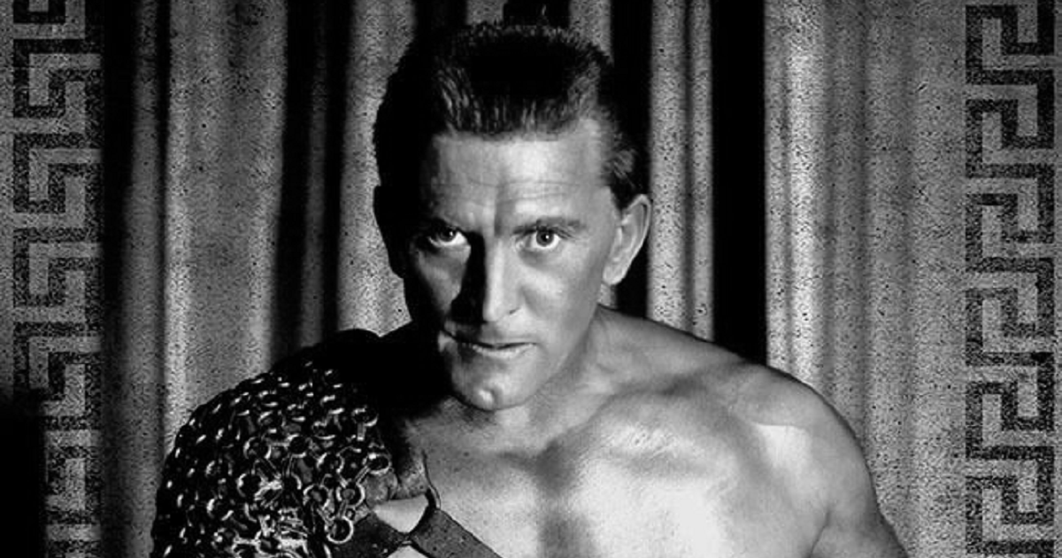 Фото Конец легенды. Актёр Кирк Дуглас ушёл из жизни в 103 года