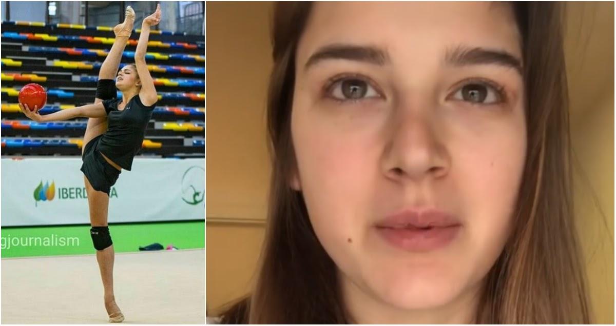 Гимнастка Солдатова ответила на обвинение СМИ после больницы