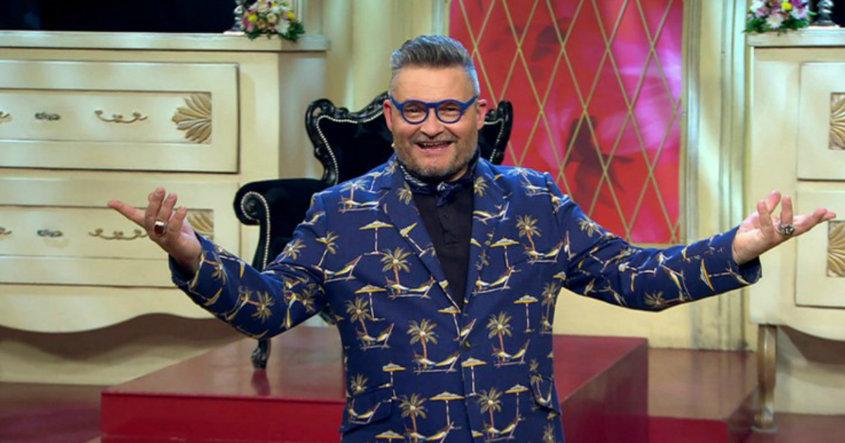 """Ведущий """"Модного приговора"""" объяснил, почему в России нет красивых мужчин"""