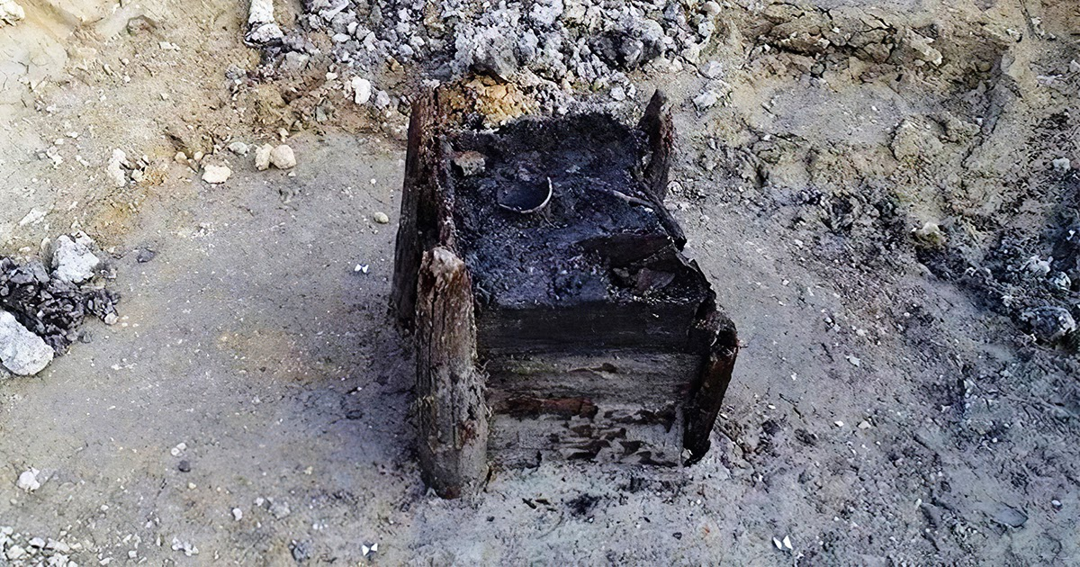 Колодец старше пирамид. Обнаружено древнейшее деревянное сооружение