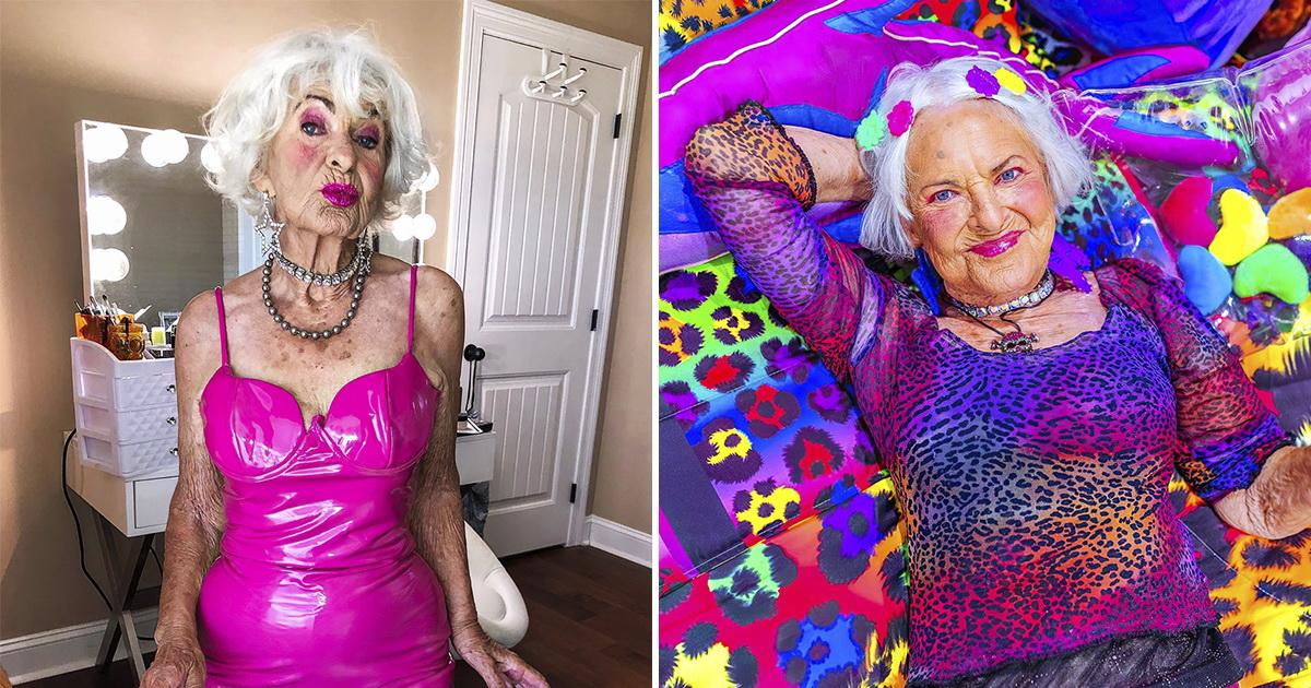 От кого фанатеет Рианна? 92-летняя бабушка покорила Instagram