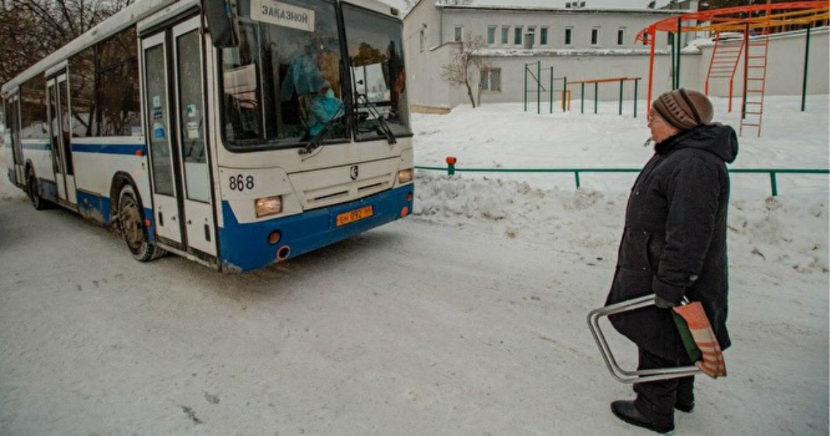 Фото Пенсионерки с Урала обругали прилетевших из Пекина на карантин китайцев