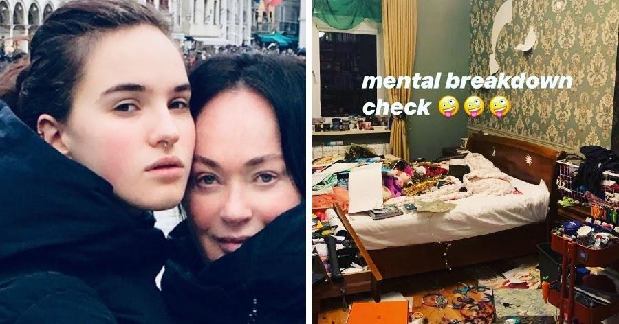 Фото Гузеева рассказала о последствиях срыва дочери
