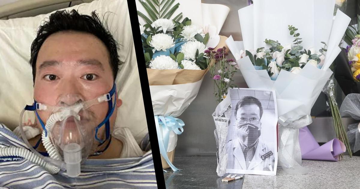 Фото Ушел из жизни китайский врач, первым предупредивший о коронавирусе