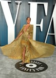 Is It Just Us, or Does Tracee Ellis Ross Literally Look Like a Shiny Oscar Award?
