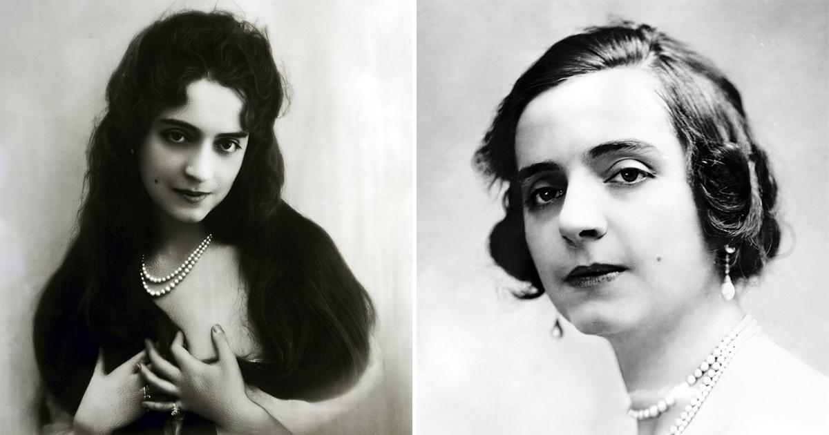 Маргерит Алиберт: куртизанка и принцесса в одном лице
