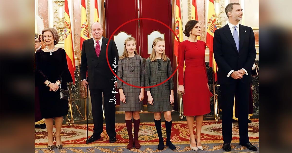 Королевский гардероб. Как выглядят и во что одеваются испанские принцессы
