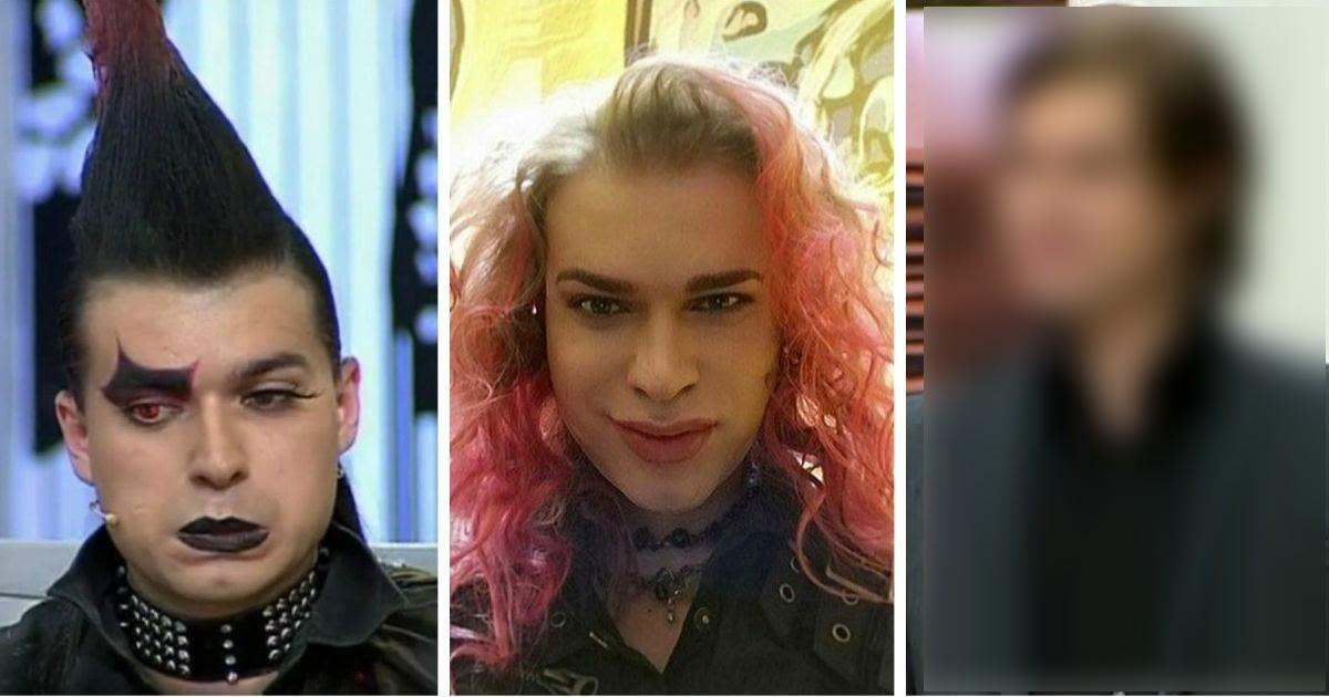 Как стилисты делали из Гогена Солнцева «нормального мужчину»: до и после