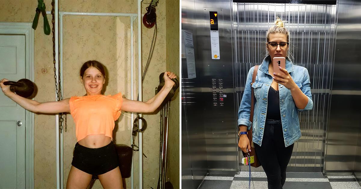 Фото 14-летняя девочка поднимала 300 килограммов. Что с ней стало?