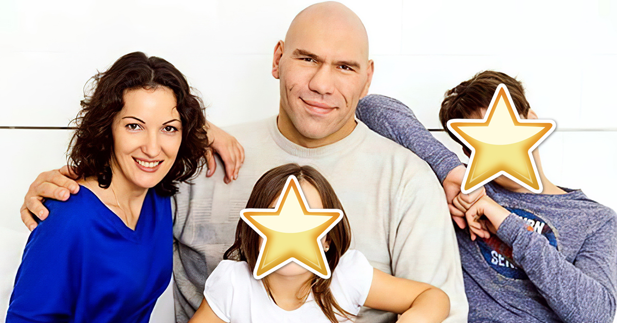 Фото Генетический нокаут. Как выглядят дети самого известного боксера России?