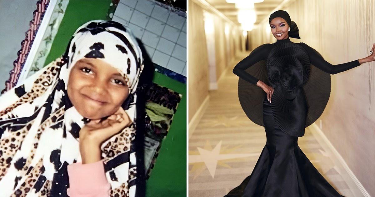 Модель из Кении поведала, что ее детство было похоже на «Голодные игры»
