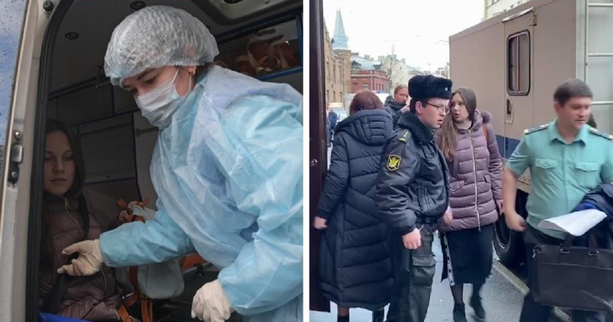 Сбежавшую из-под карантина россиянку принудительно вернули в больницу