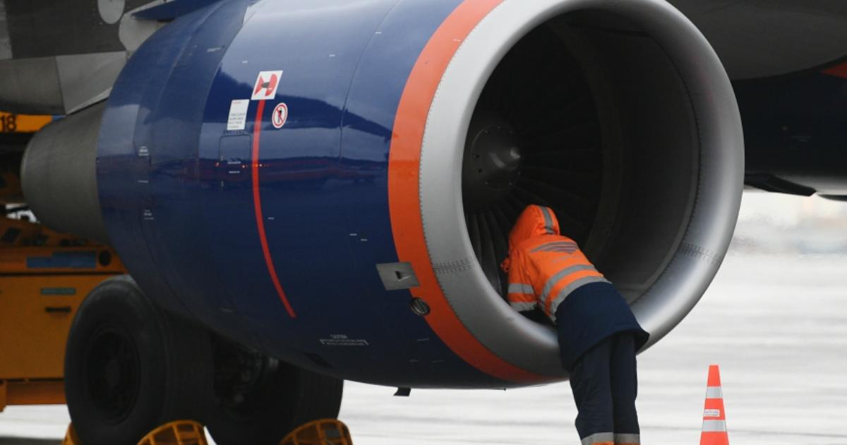 «Аэрофлот» высказался про данные о самолете, почти задевшем дом в Лобне