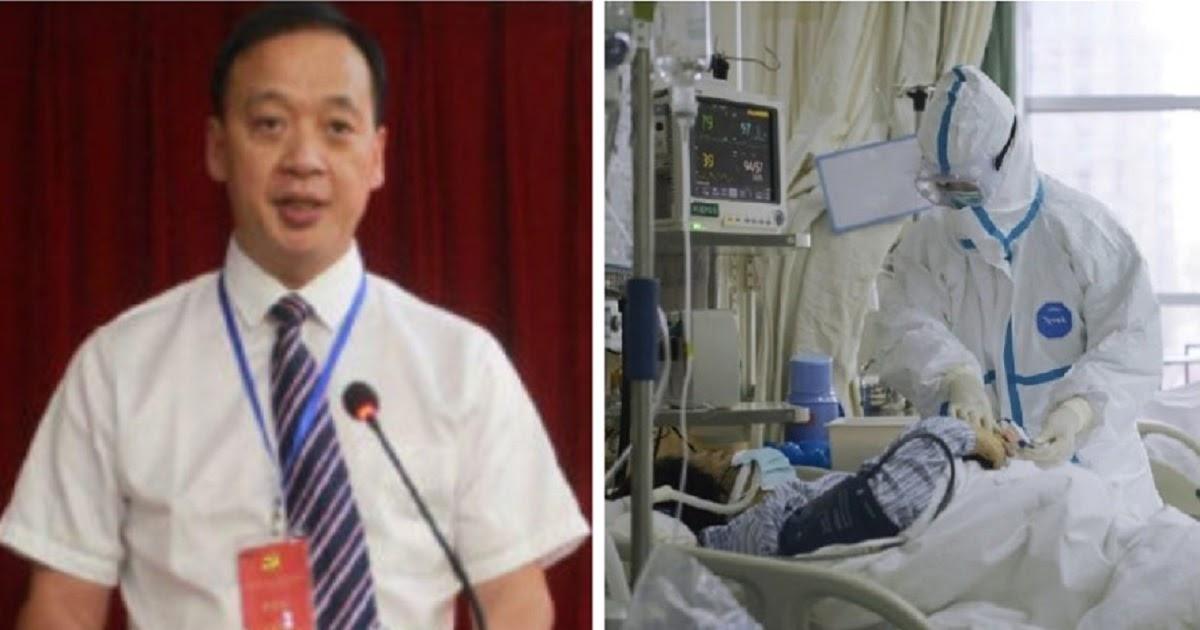 Коронавирус унес жизнь главврача больницы в Ухане