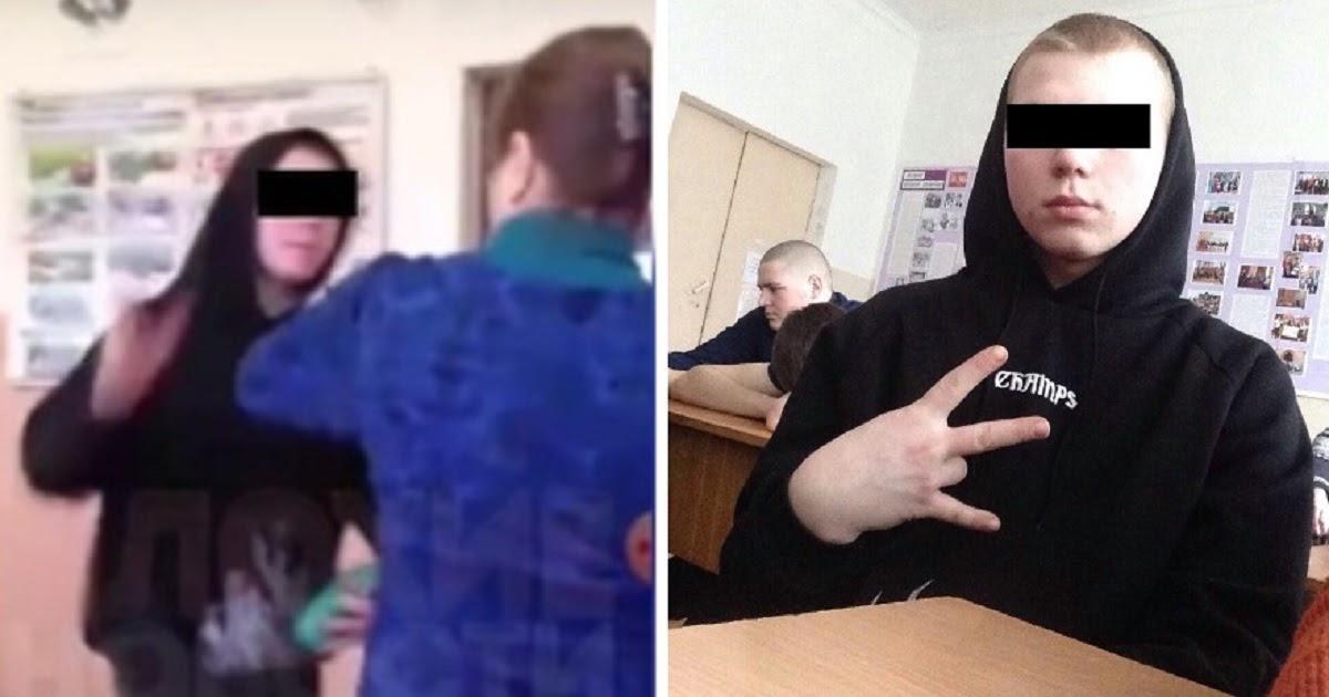 Фото В Псковской области подросток повздорил с учительницей во время урока