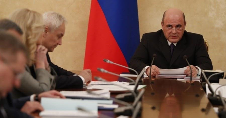 Мишустин запретил китайцам въезд в Россию