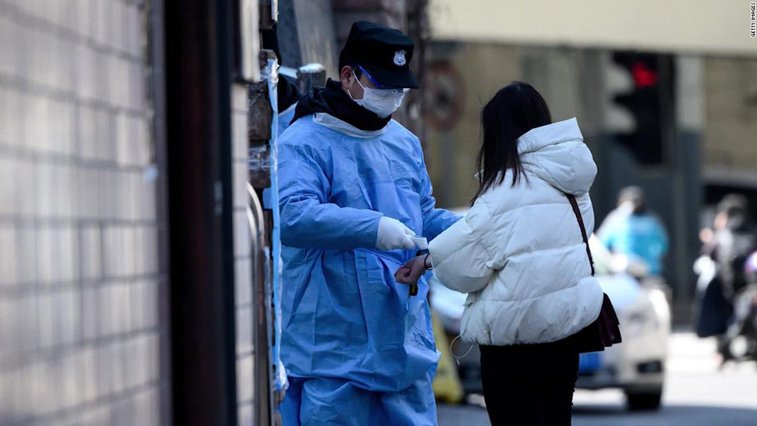 Photo of At least 2,126 people are now dead from the virus