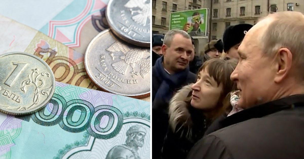 Кремль назвал риторическим вопрос, как прожить на минимальную зарплату