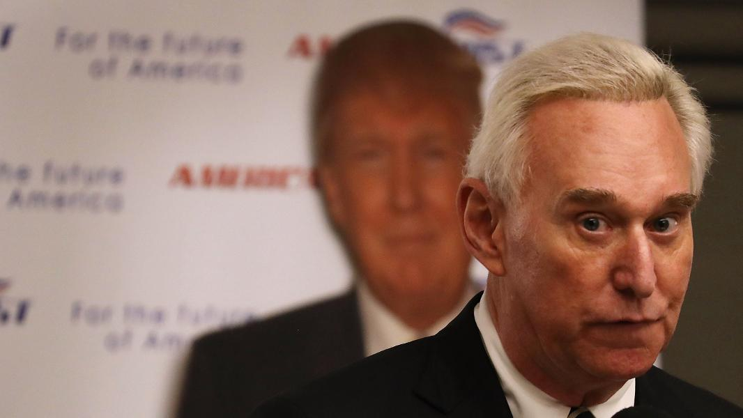 Photo of Roger Stone Gets 40 Months In Jail While Trump Dangles A Possible Pardon
