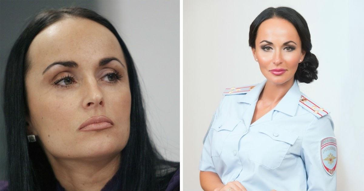 Фото Ирина Волк, которую Путин произвел в генералы, – кто она?