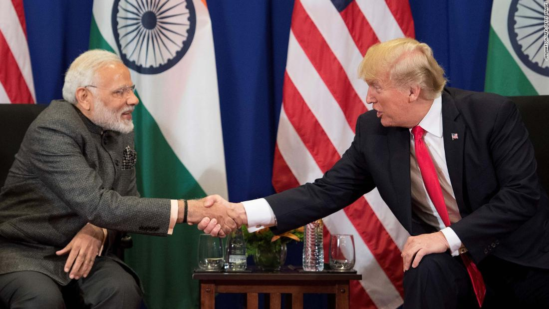 Photo of Trump braces for a beef-free menu in India