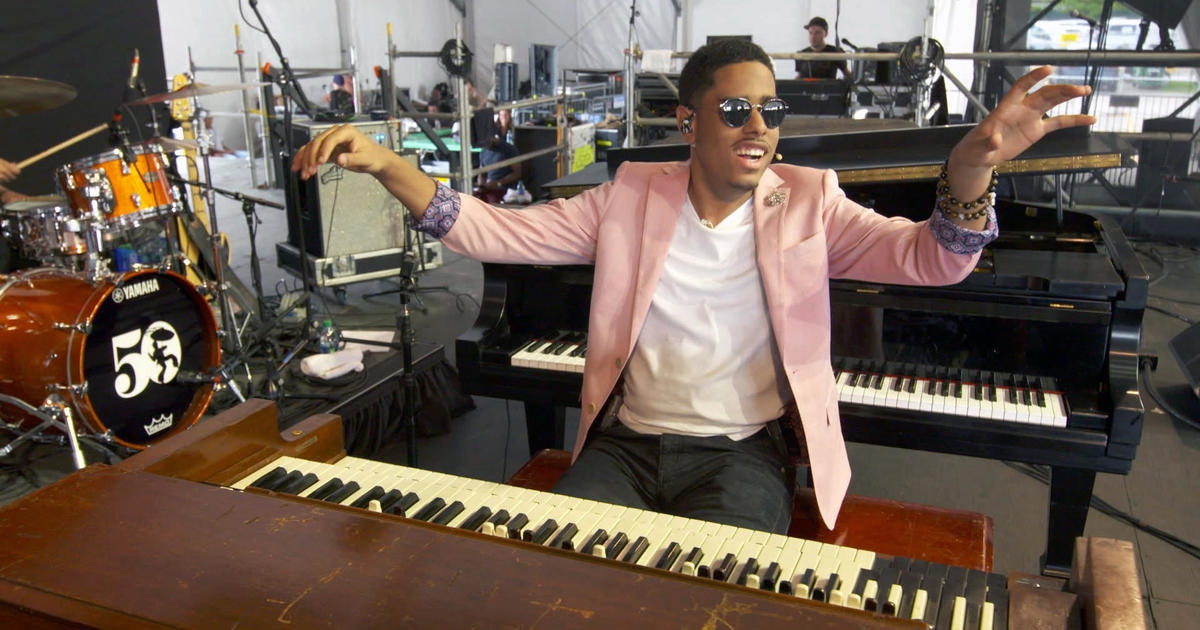 Photo of Scientists study blind piano prodigy