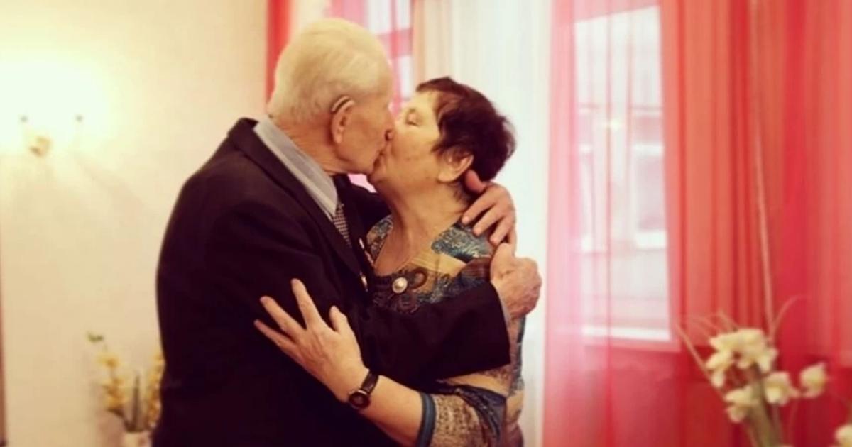95-летний ветеран женился на своей молодой подруге в Ленинградской области