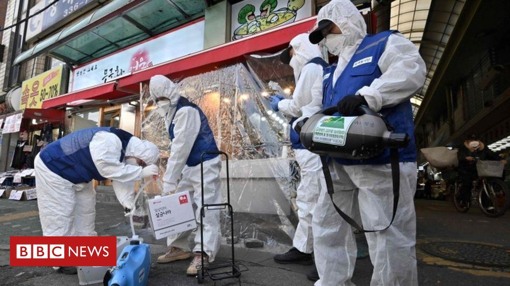 Photo of Coronavirus: World must prepare for pandemic, says WHO