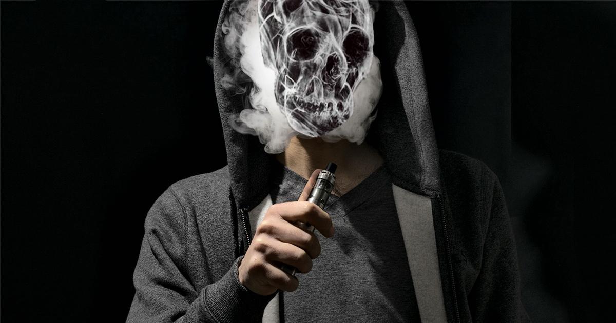 Табачные компании запрещают исследовать вред вейпа?