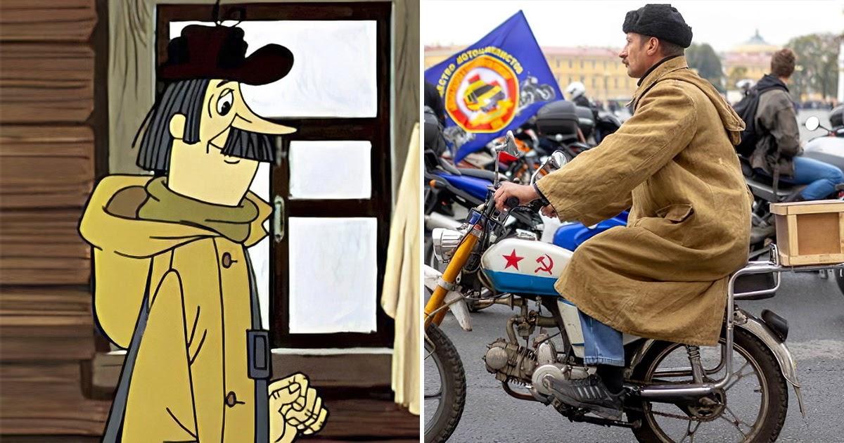 Косплеер Печкина посетит «Союзмультфильм». Как он стал известен?