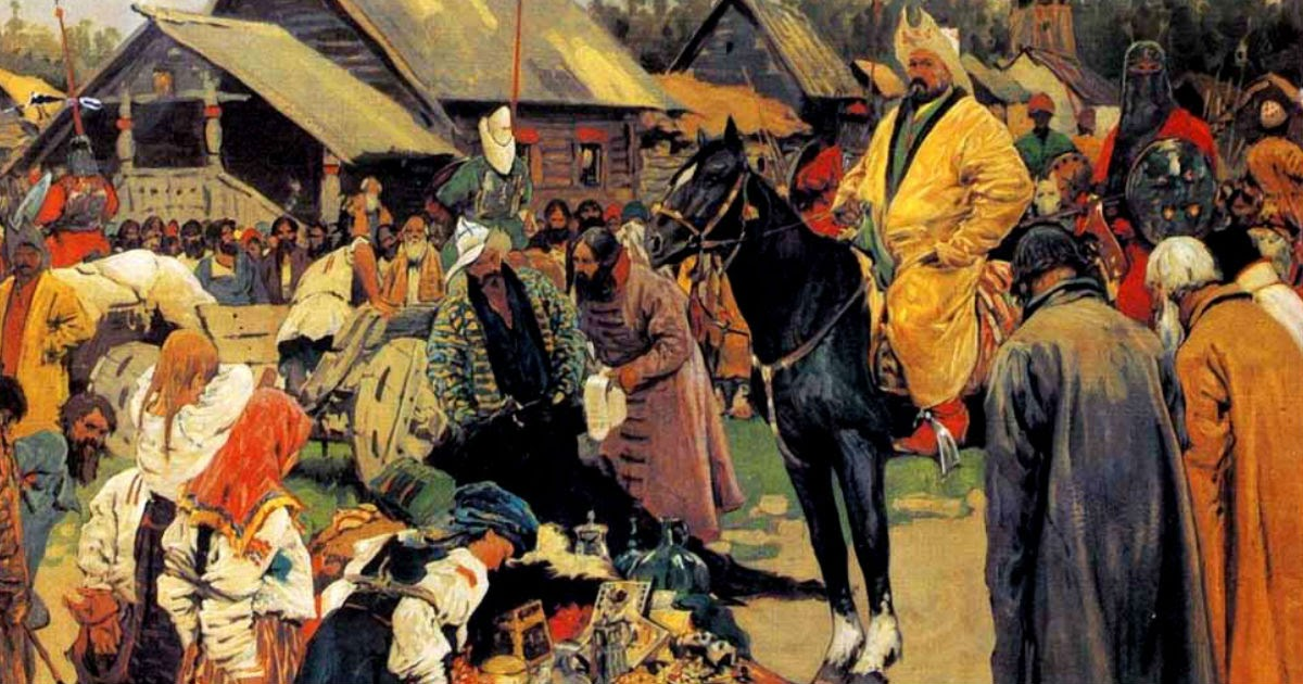 Что такое иго? Монголо-татарское иго на Руси
