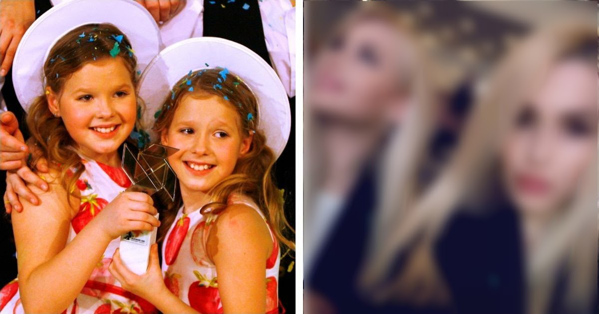 Фото Сестры Толмачевы: что стало с близнецами с детского Евровидения-2006