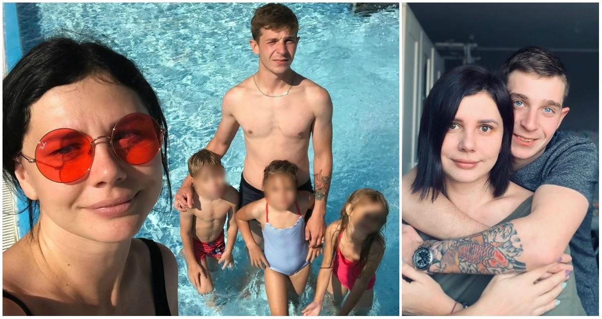 Блогершу лишили опеки над 4 детьми из-за отношений с 20-летним пасынком