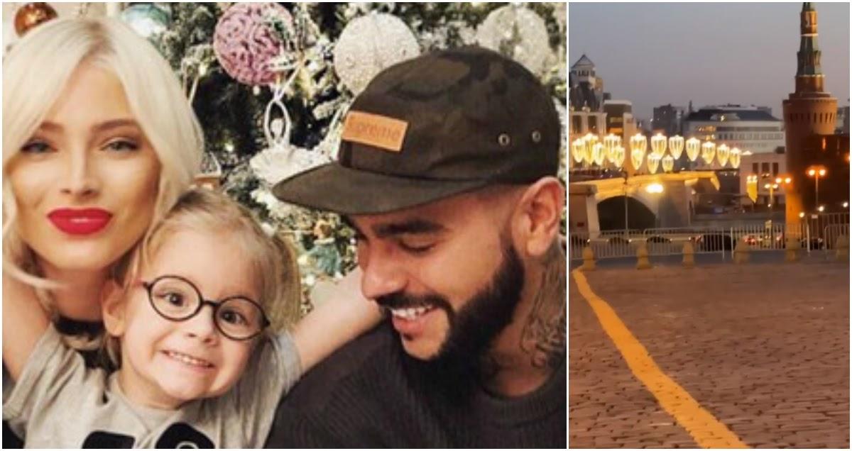 5-летняя дочь Тимати похвасталась их квартирой в самом центре Москвы