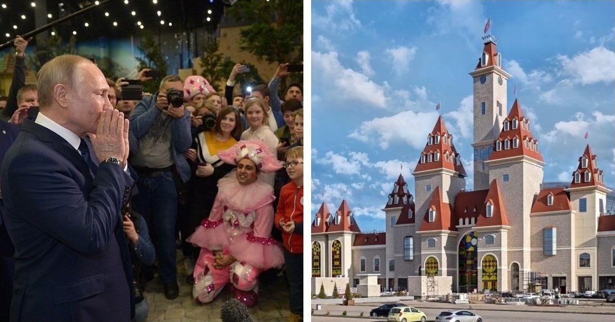 «Русский Диснейленд» удивил Рунет ценами на билеты. В парке объяснились