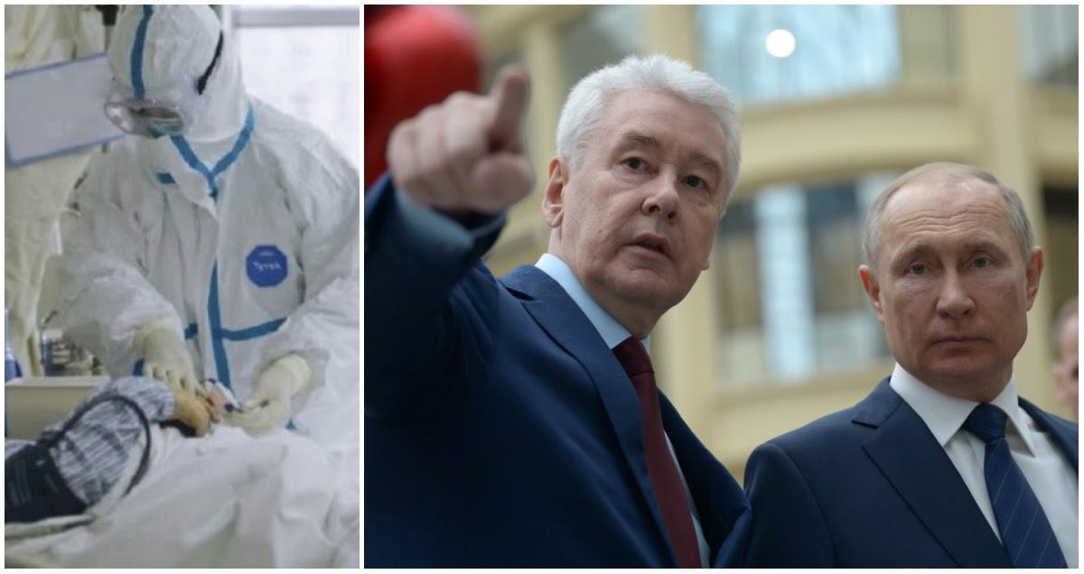 24 человека госпитализированы в связи с коронавирусом в Москве - Собянин